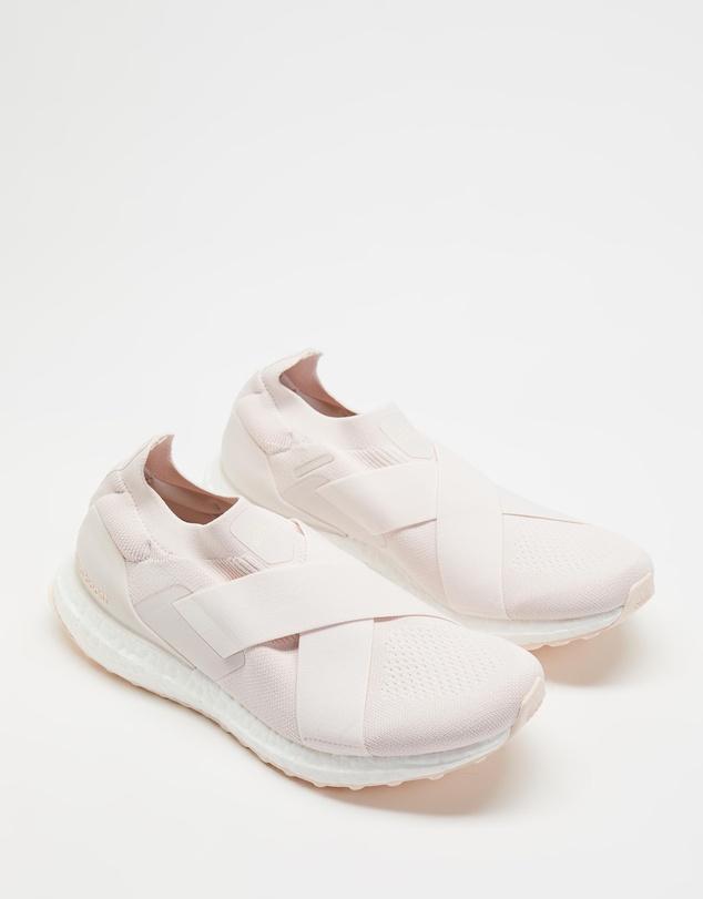 Women UltraBOOST Slip-On DNA Shoes - Women's