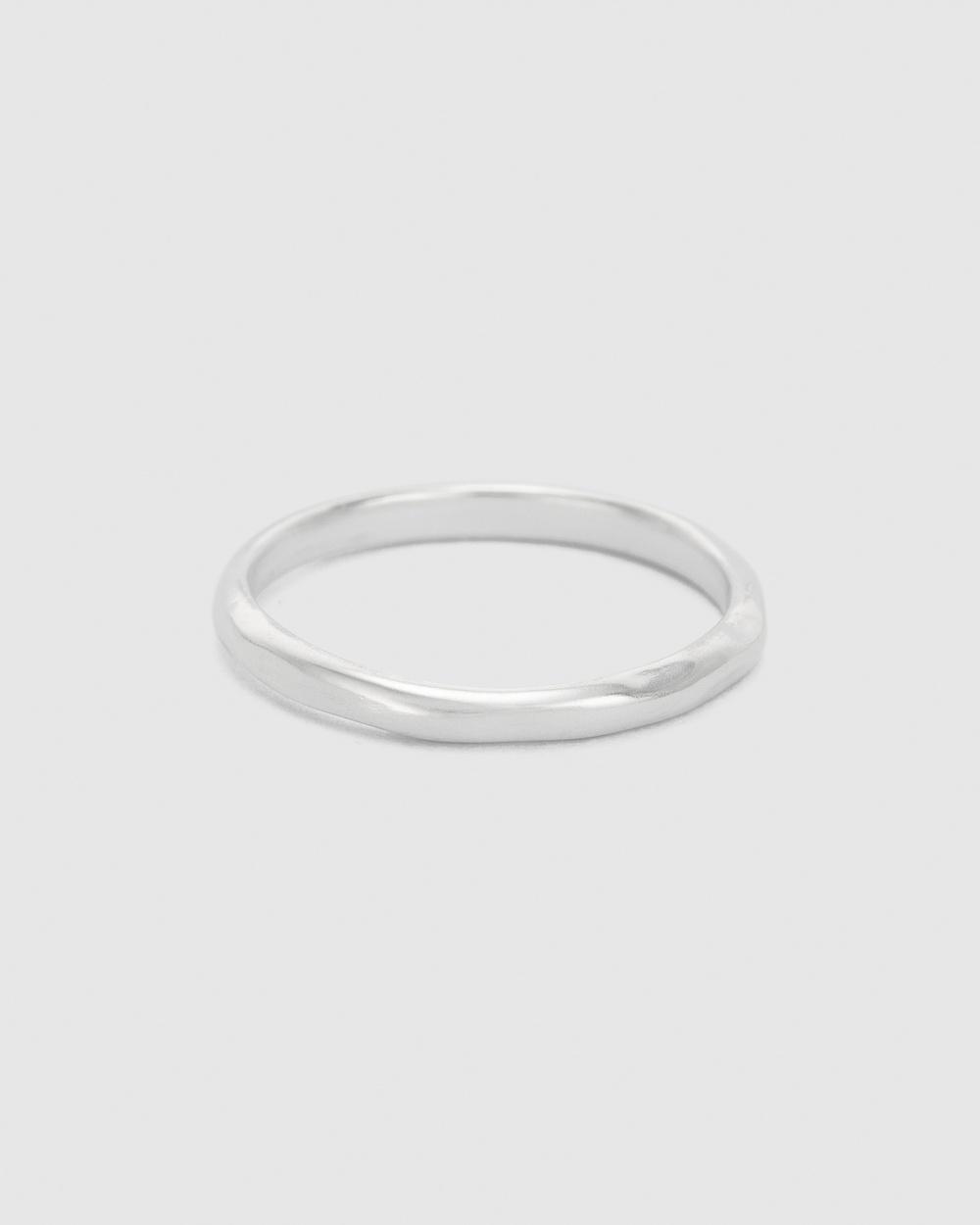 Kirstin Ash Renewal Stacking Ring Jewellery Silver
