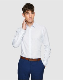 yd. - Munich  Slim Dress Shirt