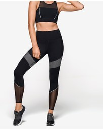 Lorna Jane - Reflect Core Full Length Tights