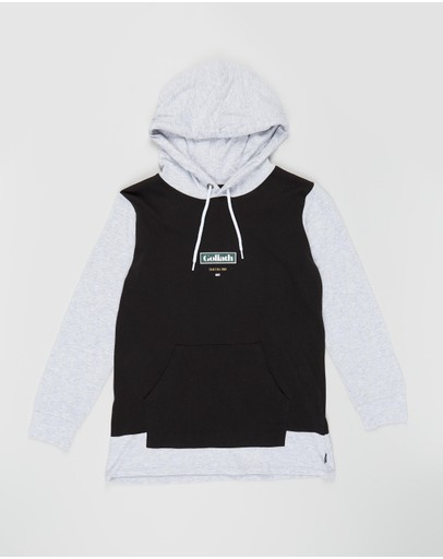 St Goliath - Flemington LS Hooded Tee - Teens
