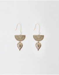 Samantha Wills - Hunter and Gatherer Hook Earrings