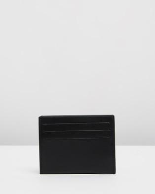 Calvin Klein Jeans Cardcase - Wallets (Black)