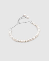 Michael Hill - Bracelet with Cultured Freshwater Pearls