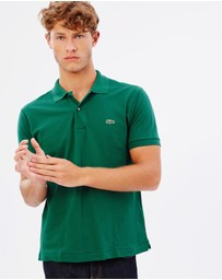 Lacoste - L1212 Classic Cotton Pique Polo