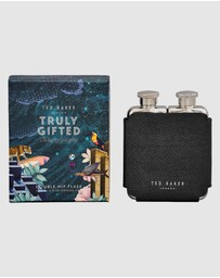 Ted Baker - Ted's World Double Hip Flask