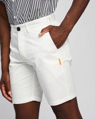 Justin Cassin Ivan Shorts - Chino Shorts (White)