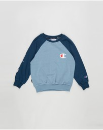 Champion - French Terry Crew - Teens