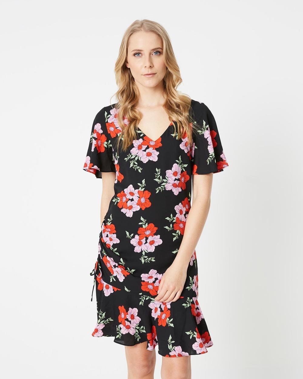 Stella Print Bold Beauty Dress