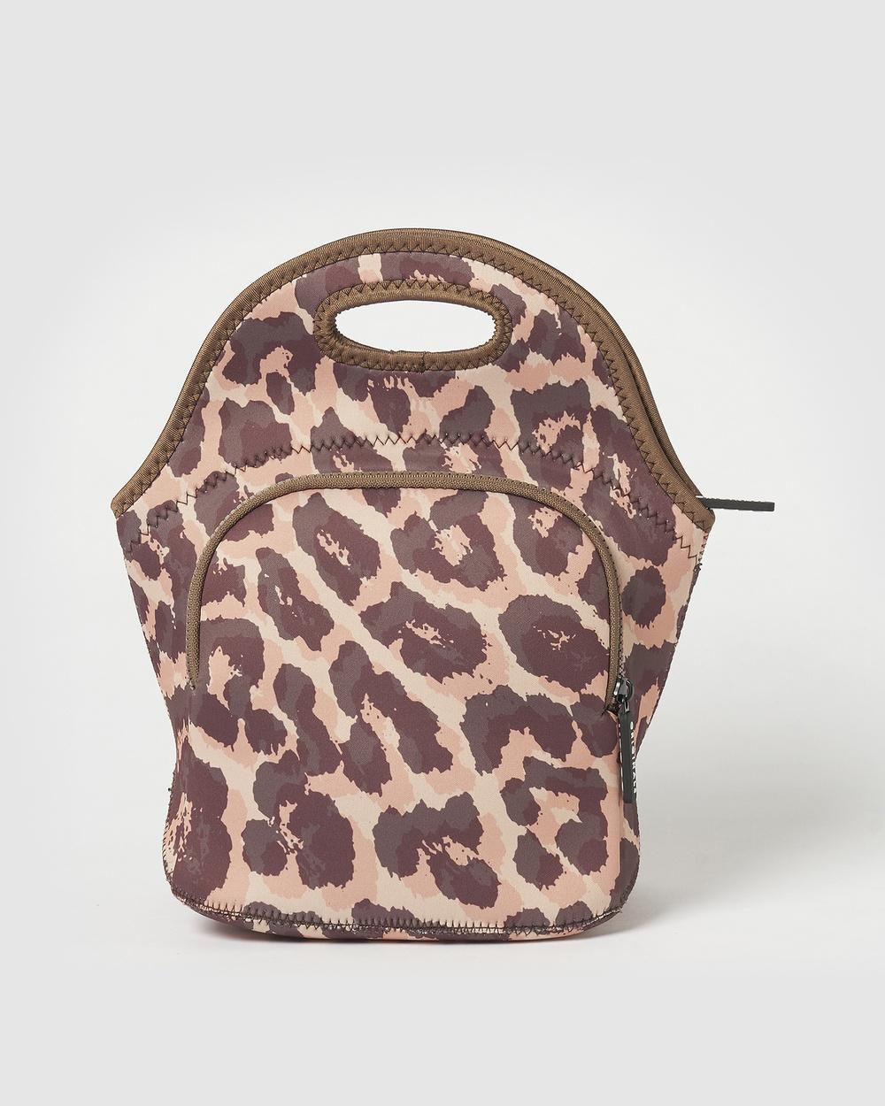 Urban Originals Lunch Bag Leopard Lunchboxes Leopard