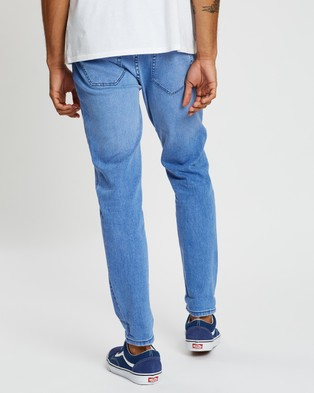 Rolla's Rollies Jeans - Slim (Bold Blue)