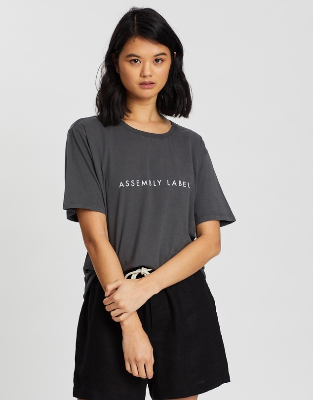 Assembly Label - Logo T-Shirt
