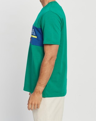 NAUTICA SS T Shirt - T-Shirts & Singlets (Green)