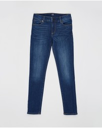 GapKids - Super Denim Super Skinny Jeans - Teens