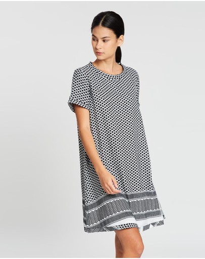 Cecilie Copenhagen - Dress 1, O, Short Sleeves