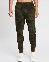Abercrombie & Fitch - Non Logo Joggers