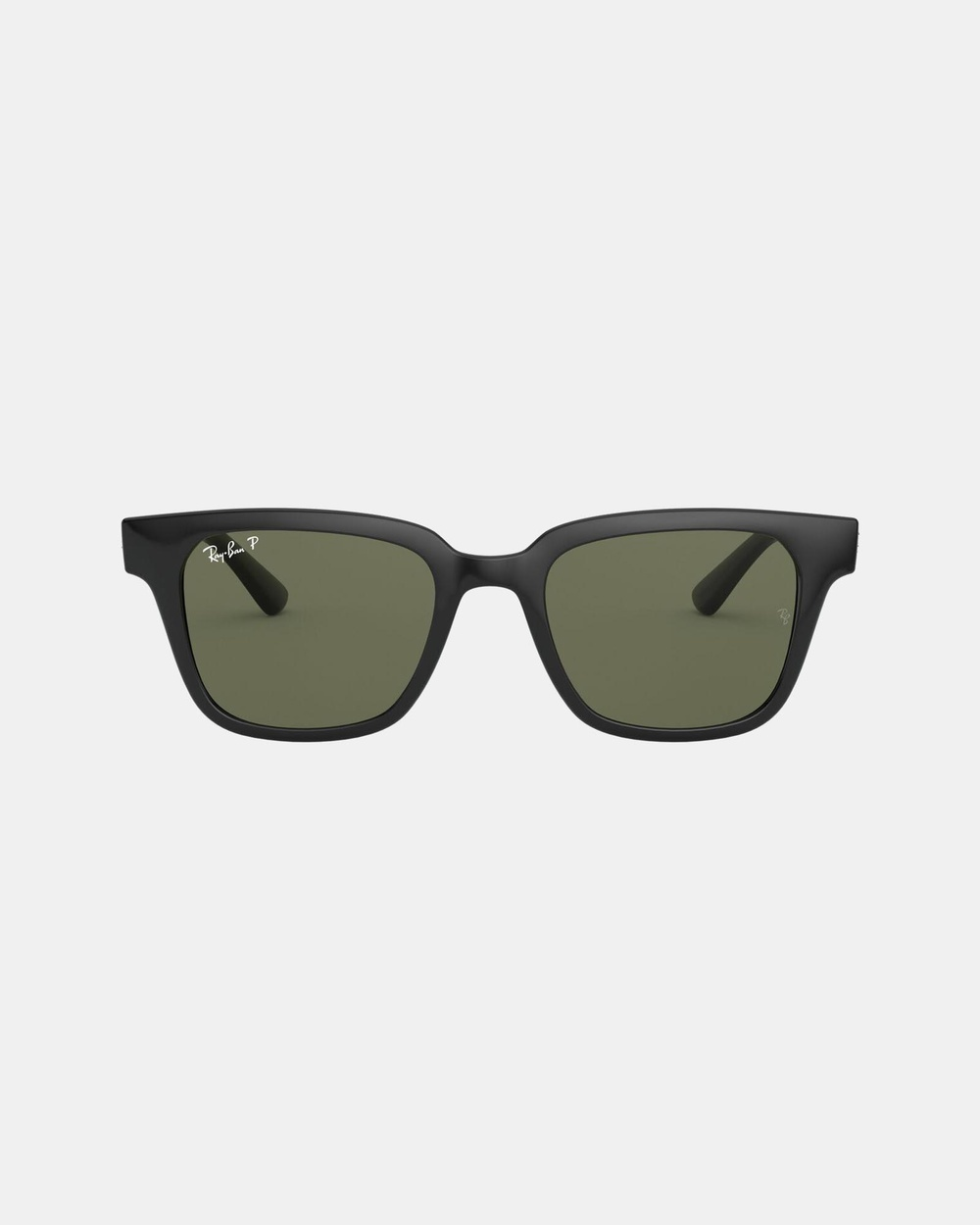 Ray-Ban Injected Sunglasses Unisex Square Black