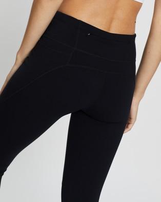 Sweaty Betty Power Workout Leggings - Full Tights (Black)