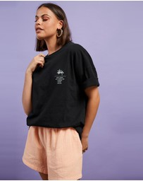 Stussy - Cities Relaxed Tee