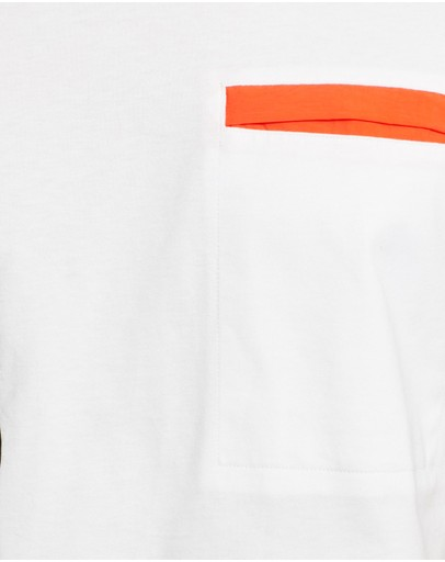 Adidas Performance New Authentic Tee White