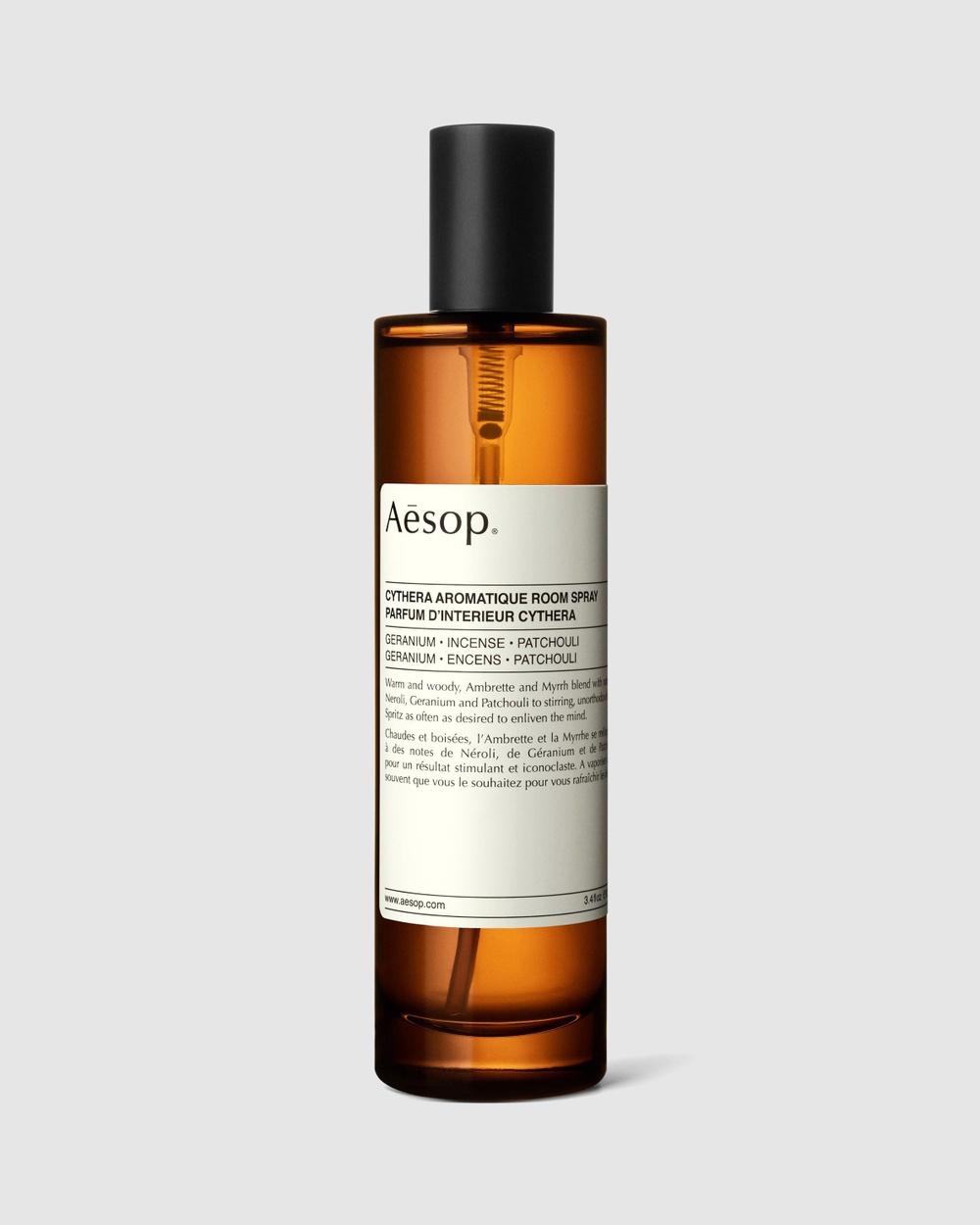 Aesop Cythera Aromatique Room Spray 100mL Home Fragrance N/A