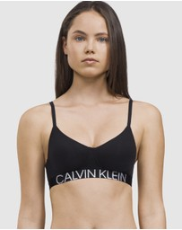 Calvin Klein - Statement 1981 Cotton Bra