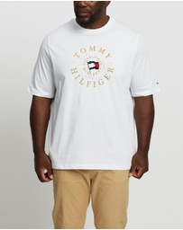Tommy Hilfiger - Big Tall Icon Coin Tee