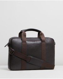 Ted Baker - Importa Leather Document Bag