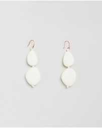 VALET - Pebble Earrings