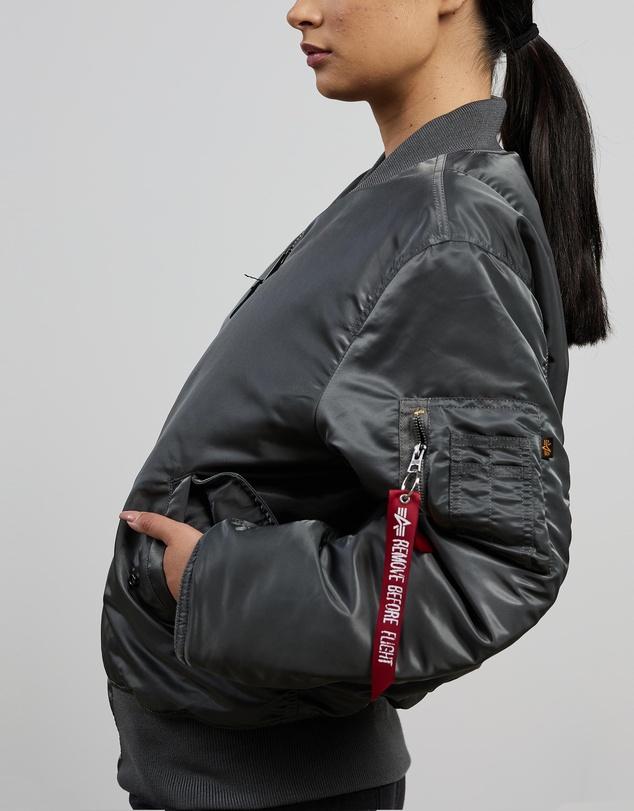 Women MA-1 Flight Jacket