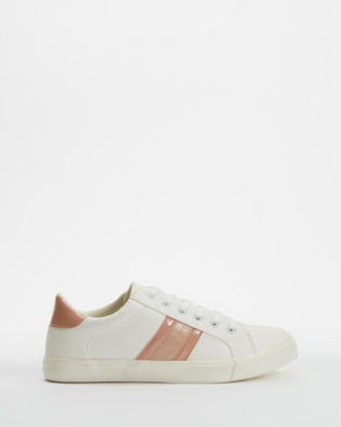 Dorothy Perkins - Wide Indeed Trainers Women's Sneakers (Blush)