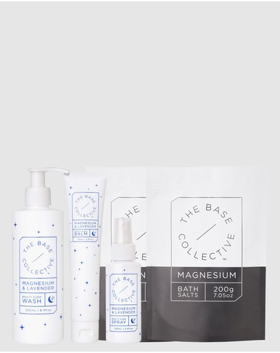 The Base Collective - My Sleep Routine Pack