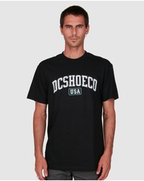 DC Shoes - Mens DC Type Logo T Shirt