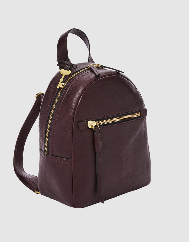 Fossil - Megan Purple Backpack