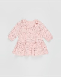 Cotton On Kids - Grace Long Sleeve Dress - Kids