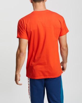 NAUTICA Competition Short Sleeve T Shirt - T-Shirts & Singlets (Nautica Red)