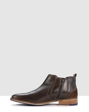 Acton Holifield - Boots (Brown)