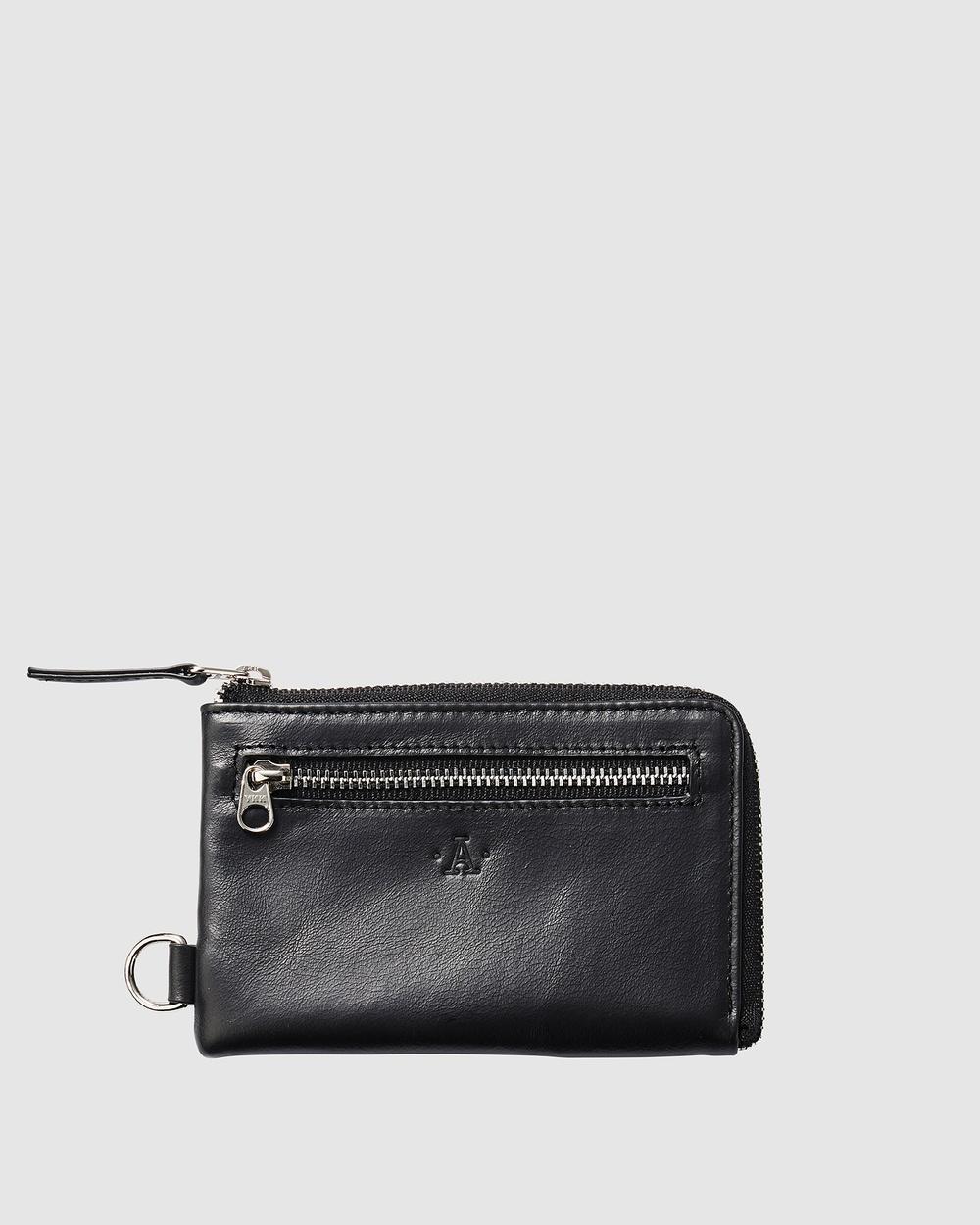 Atlas Lifestyle Co Wallet 03 Wallets Black