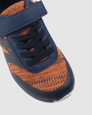 CIAO Swift Multi - Lifestyle Shoes (Navy/Orange)