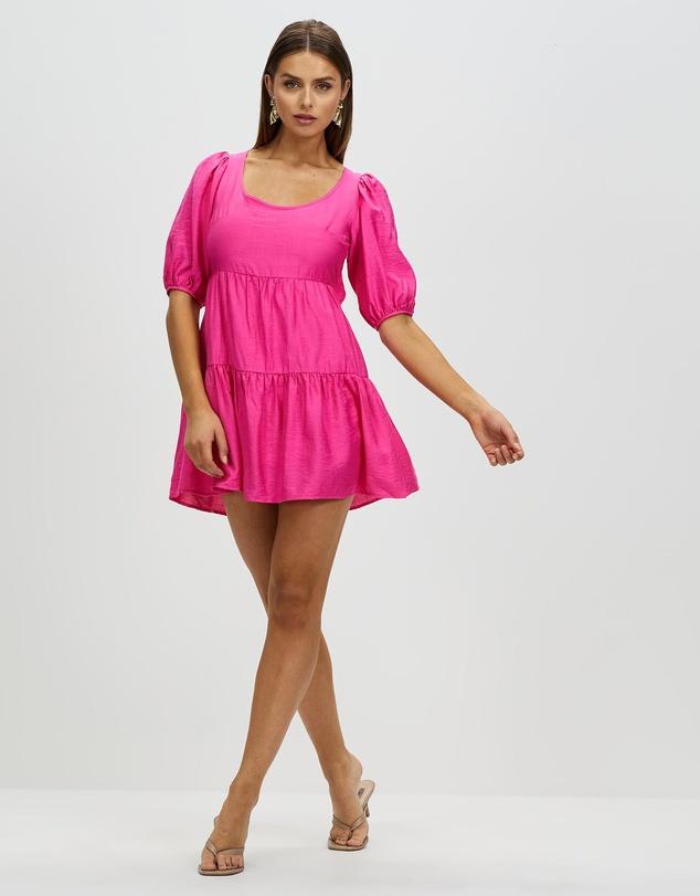 Women Brinley Babydoll Dress
