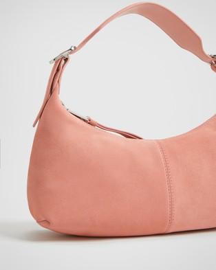 Witchery - Zoe Suede Shoulder Bag - Bags (orange) Zoe Suede Shoulder Bag
