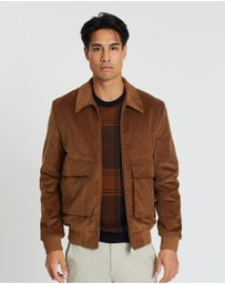 Ben Sherman - Cord Jacket
