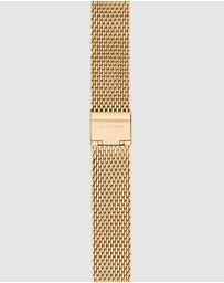 Michael Kors - Michael Kors Gold-Tone Runway Watch Band