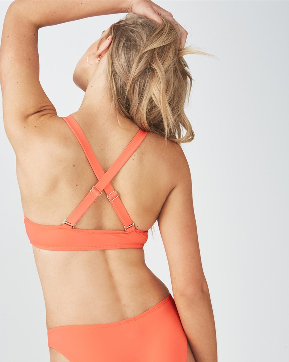 84fb111df4 Airlie Crop Bikini Top by Cotton On Body Online
