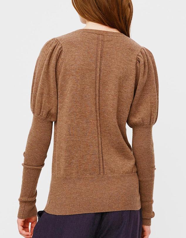 Women Ida Merino Wool Pullover