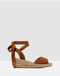 Forever New - Demi Low Espadrille Wedges