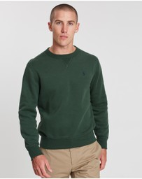 Polo Ralph Lauren - Embroidered Logo Sweatshirt