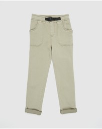 Cotton On Kids - Clip Pants - Kids-Teens