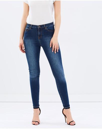 Outland Denim Harriet Jeans Byron Blue