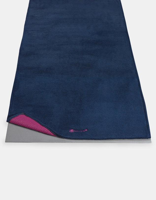 Women Performance Grippy Yoga Mat Towel